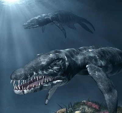 liopleurodon 8 Binatang Terbesar Sepanjang Sejarah