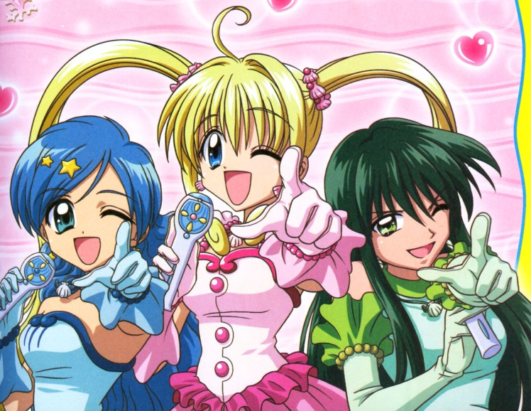 Mermaid Melody Pichi Pichi Pitch (Panda MZ)