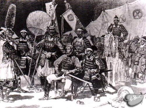 Pasukan Kesatria legenda