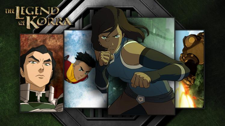 Avatar The Legend Of Korra Book 4 (Panda MZ)