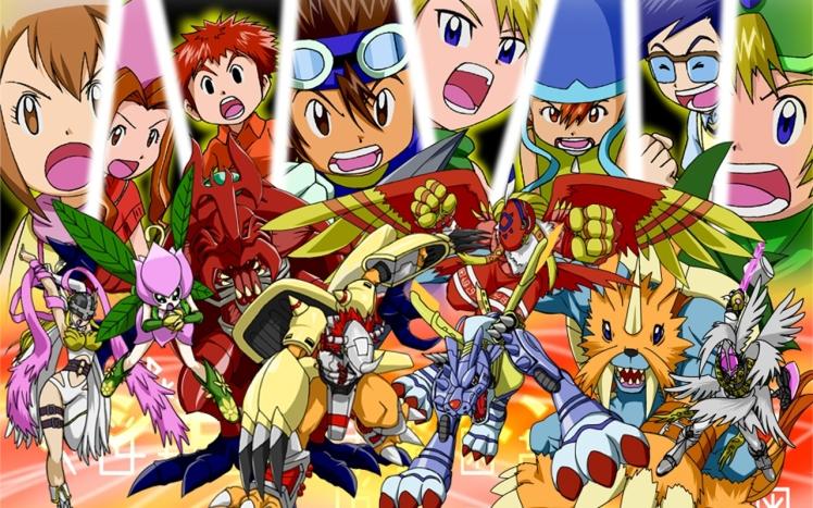 Digimon Adventure Season 1 (Panda MZ)