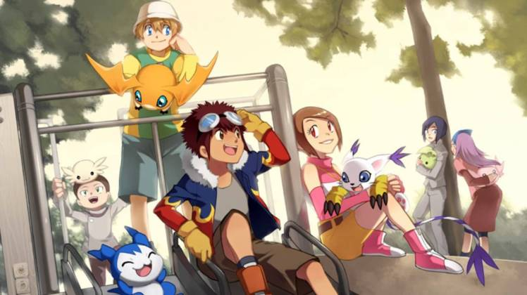 Digimon Adventure Season 2 (Panda MZ)