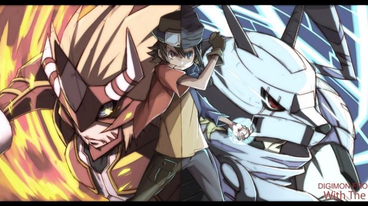 Digimon Frontier (Panda MZ)
