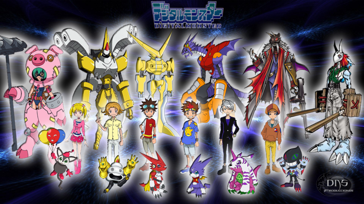 Digimon Xros Wars Season 2 (Subtitle Indonesia)