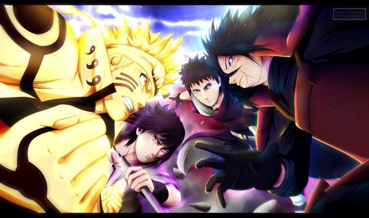 Naruto Shippuden (Panda M)