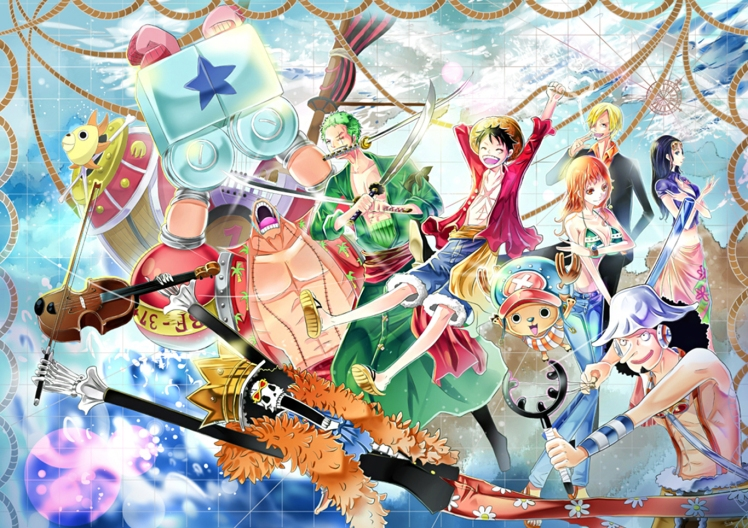 One Piece (Panda MZ)