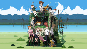 Digimon Adventue Tri (Panda MZ)